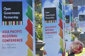 IAC Speech in the Open Government Partnership Asia Pacific Regional Conference on 6-7 May 2014 in Bali