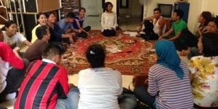 """Project """" Tanda Kasih """" Pendokumentasian Pengobatan ARV di Indonesia"""