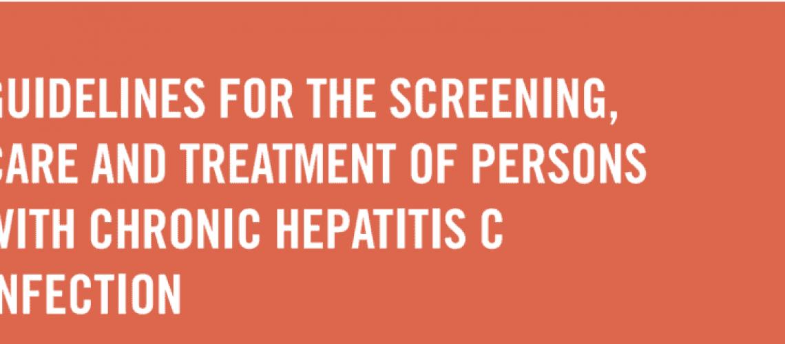 HCV Guideline