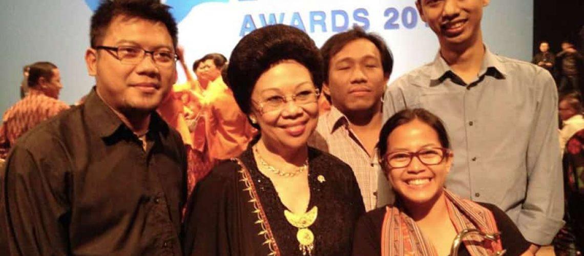 MDGs-Award-2014